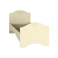 Ассоль Премиум АС-09 Кровать без ламелей (90*200/190)