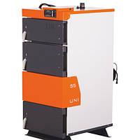 Твердотопливный котел  TIS UNI 99 (1000 кв,м,) с автоматикой