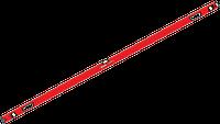 Kapro Vulcan 2500 мм. Уровень строительный профессиональный (Х06412)
