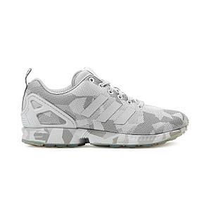 Мужские кроссовки  Adidas ZX FLUX (Vintage White / Clear Grey)