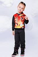 Спортивный костюм для девочек  Красавица и Чудовище
