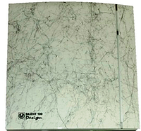 Вентилятор Soler&Palau Silent-100 CZ MARBLE WHITE DESIGN - 4C