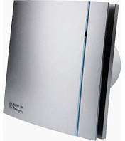 Вентилятор Soler&Palau Silent-100 CZ SILVER DESIGN - 3C