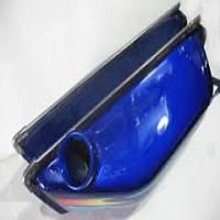 Бак бензиновый Delta / Дельта синий