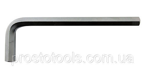 Ключ шестигранный HEX 27 мм L=100/250 мм Г-обр Force 76427 F