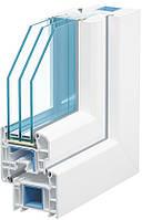 Окна VEKA Softline Premium (пятикамерный профиль).