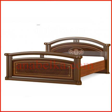Кровать  Алабама  (Мебель  Сервис), фото 2
