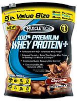 Протеин Muscletech «100 % Premium Whey Protein Plus» (2,27 кг)