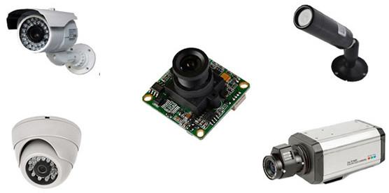 Универсальные модульные камеры
