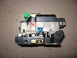 Замок боковой праой двери электрический (2 пина) б/у на Renault Kangoo 1997-2003 год , фото 2