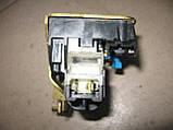 Замок боковой праой двери электрический (2 пина) б/у на Renault Kangoo 1997-2003 год , фото 4