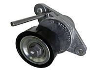 Ролик натяжной в алюминиевом корпусе ремня генератора (ГУР+конд) Logan с 2010 grog Faza 1, Faza 2   8200933753