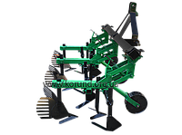 Культиватор междурядной обработки КМО-2,1 (окучники)