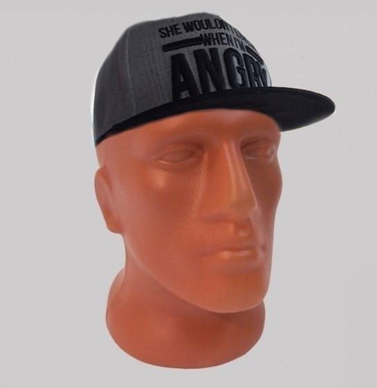 Бейсбольная кепка с логотипом (Прямой козырек)  - Товар-Shop  в Львове
