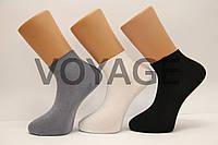 Мужские носки средние стрейчевые с бамбука НЕЖО Ф14 40-44 ассорти, фото 1