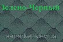 Kerabit S+ ВОЛНА Зелено-черный