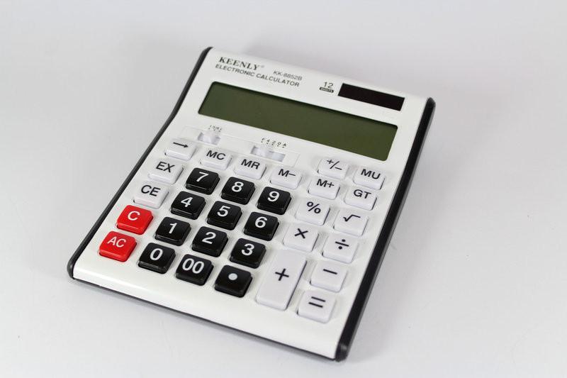 Калькулятор TS 8852B