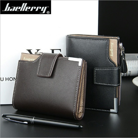 Мужской кошелек Baellerry Business Mini   продажа e275a9a71353f