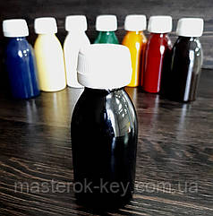 Краска для обуви универсальная цвет черный
