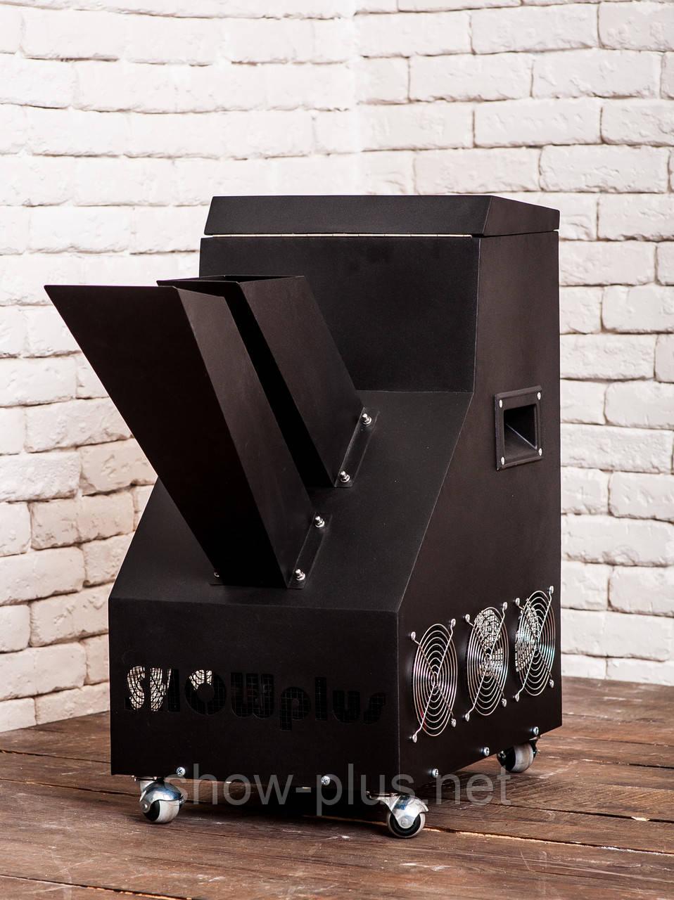 Конфетти машина, конфетти пушка, генератор конфетти SHOWplus СМ-1000 от производителя