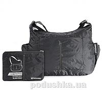 Сумка раскладная Tucano Compatto XL Sling Bag Packable Black BPCOSL