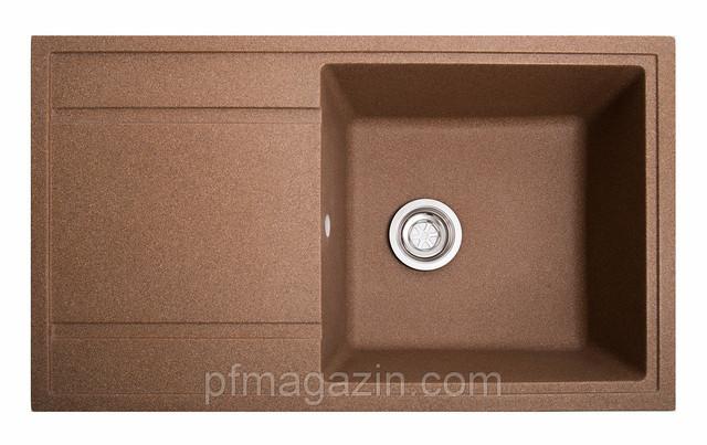 Мойка кухонная Тотал (ДхШхГ-860х510х200)