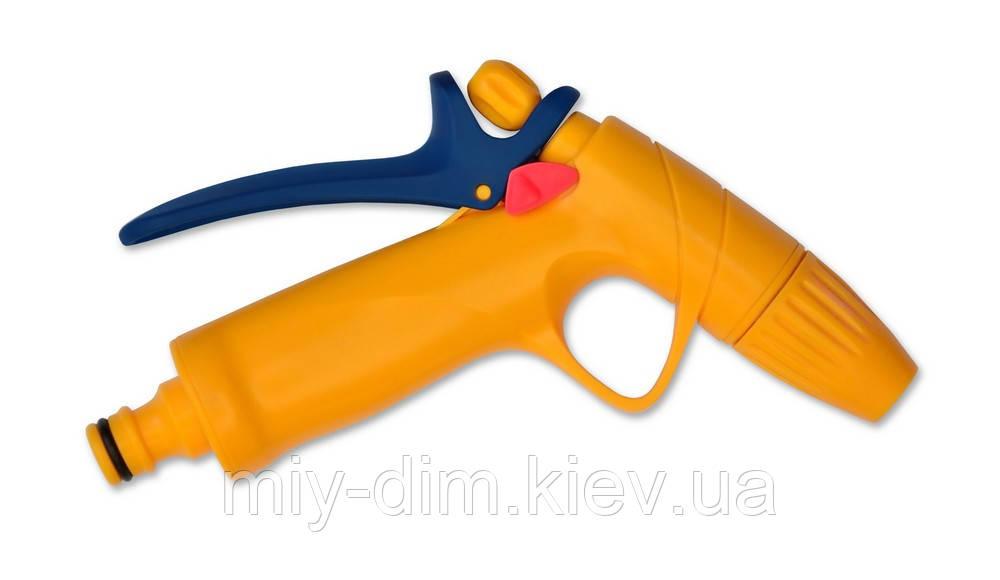 Пістолет-розпилювач пластик. регульованийVerano (72-001)