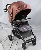 Детская коляска прогулочная CARRELLO Espresso CRL-1415 BROWN