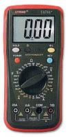 Тестер электрический 78 A UA: ток/ напряжение/ сопротивление/ ёмкость проводника, память, 20х9,5х6 см