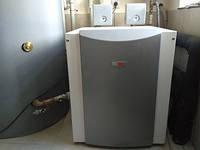 Wolf WBS-1 грунтовый тепловой насос рассол/вода  16кВт.