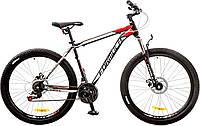"Велосипед 27.5"" Formula DYNAMITE AM 14G DD рама-19"" St чёрно-красный 2017"