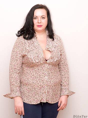 Рубашка женская MLK, фото 2