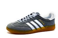 Кроссовки мужские Adidas Spezial, серые, 43