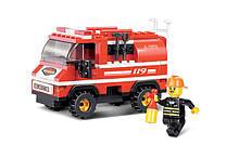 0276 Конструктор лего Sluban Пожарная машина