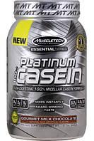 Протеин Muscletech Platinum 100% Casein (830 г)