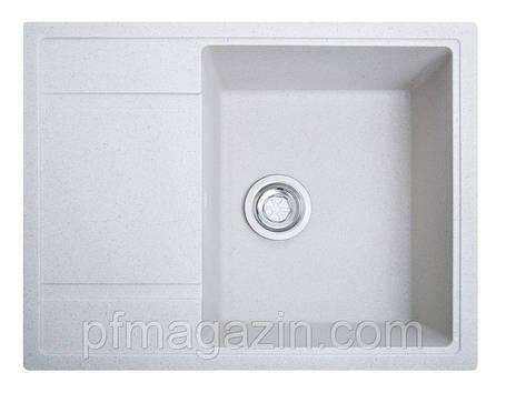 Мойка кухонная Оптима (ДхШхГ-650х510х200)