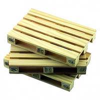 """Костер """"Mini Pallet"""" The Bars дерево (120x80 см, h 1,8 cм)"""
