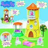 Игровой набор сад из роз и башня принцессы Свинки Пеппы, фото 2