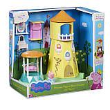 Игровой набор сад из роз и башня принцессы Свинки Пеппы, фото 4