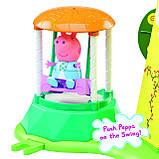 Игровой набор сад из роз и башня принцессы Свинки Пеппы, фото 6