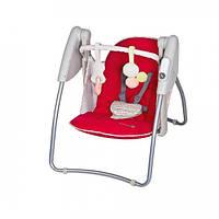 Шезлонг «Safety 1st» Happy Swing, цвет Red Dots (28218820)