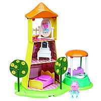Игровой набор сад из роз и башня принцессы Свинки Пеппы