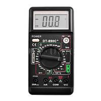 Мультиметр 890 C+ DT, Тестер