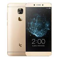 "Смартфон LeEco (LeTV)2 X620 3/16Gb Gold, 16/8Мп, 10 ядер, 2sim, экран 5.5"" IPS, 3000mAh, 4G, Android 6.0"