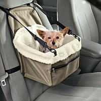Сумка для животных в авто Pet Booster Seat, автомобильная сумка для транспортировки собак и котов