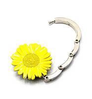 """Вешалка для женской сумочки """"цветок"""""""