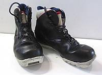 Ботинки лыжные ALPINA, Беговые, 34, кожа
