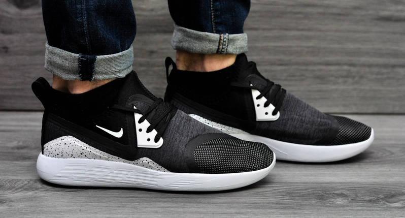 кроссовки nike lunarcharge premium le  мужские ,стильные , фото 2