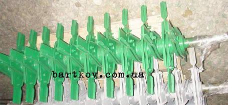 Барабан измельчителя с Т-образными ножами 10Б.14.56.010 Дон-1500, фото 2