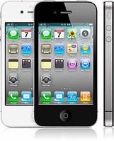 Китайский смартфон iphone 4G, Android, Wifi, ёмкостной дисплей Scharp!, фото 1